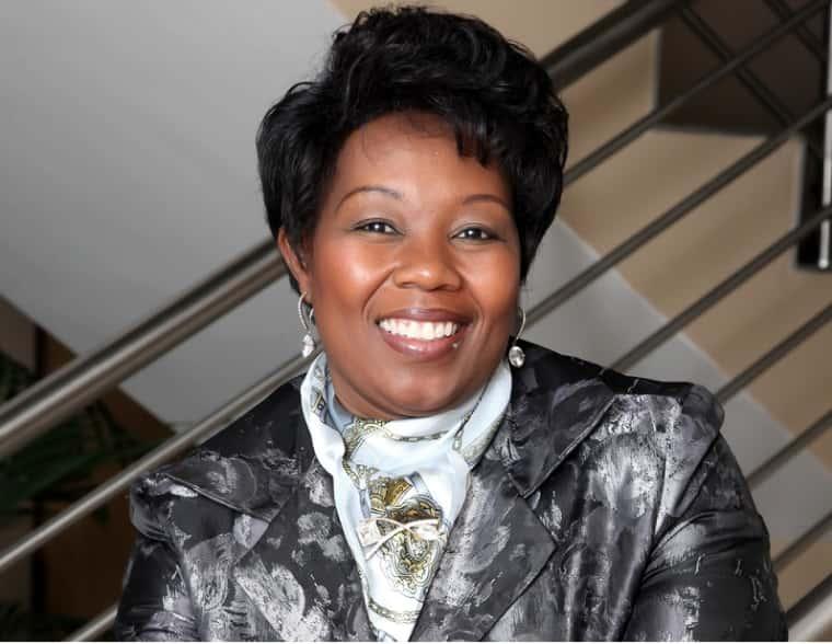 Portia Tau Sekati, Property Sector Charter Council CEO.