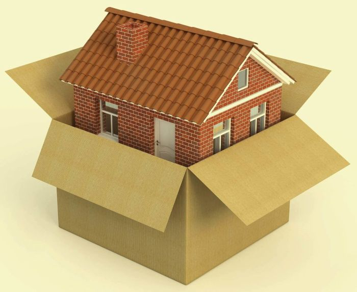 Home downsizing generic