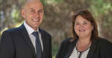 Gordon Hulley – Group CEO, Excellerate Holdings and Marna van der Walt - CEO, Excellerate Property Services.