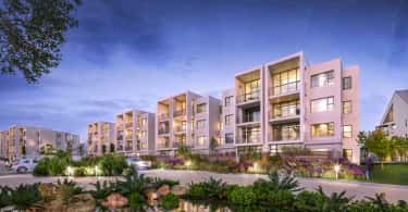 A artist's impression of Balwin's Paardevlei Lifestyle Estate.
