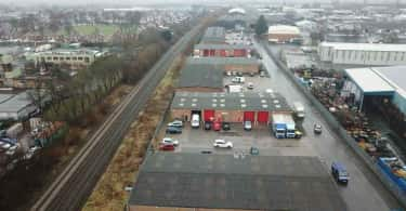 Greenwood Industrial Estate, Shrewsbury,