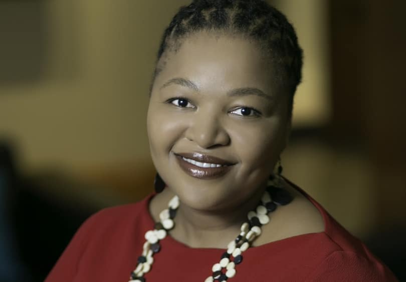 Chief Executive Officer of the JHI Group, Nomzamo Radebe