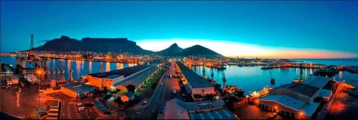 Waterfront CBD panorama - by Andrew Ingram