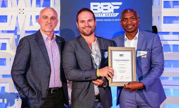 BBF award