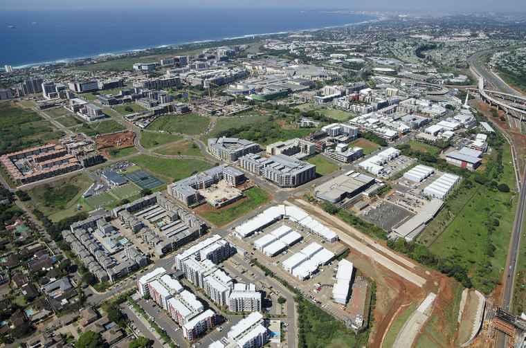 Durban aerotropolis