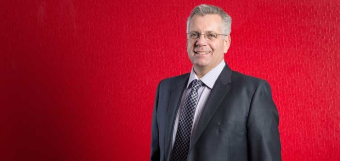 Malcolm Horne, Group CEO of the Broll Property Group