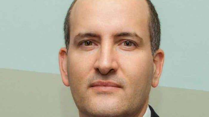 Lukas Nakos, CEO of MAS