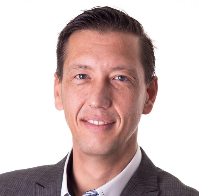 PayProp Group CEO Louw Liebenberg