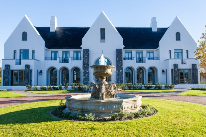 Val de Vie's The Valentia Manor House