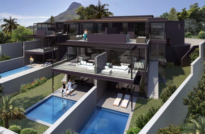 Camps Bay Luxury Home