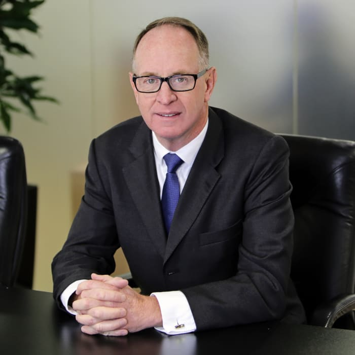 Mike Watters, CEO of RDI REIT.