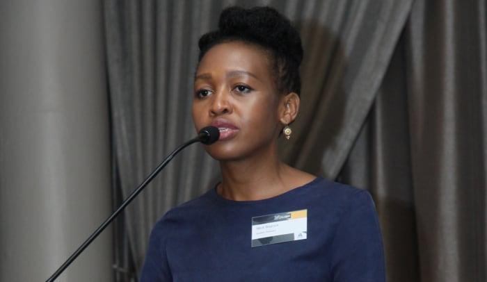 SAIBPP President, Nkuli Bogopa.