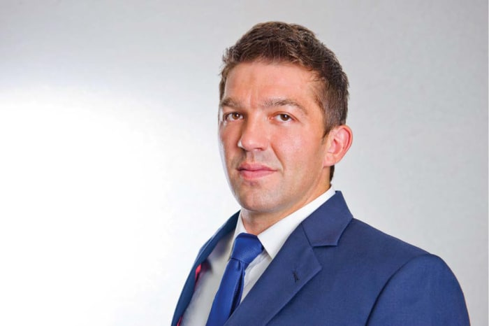 George Radford, Director of Africa of property investment firm IP Global.