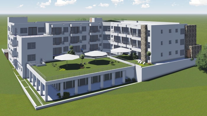 Plett Platinum Retirement Hotel Chas Everitt