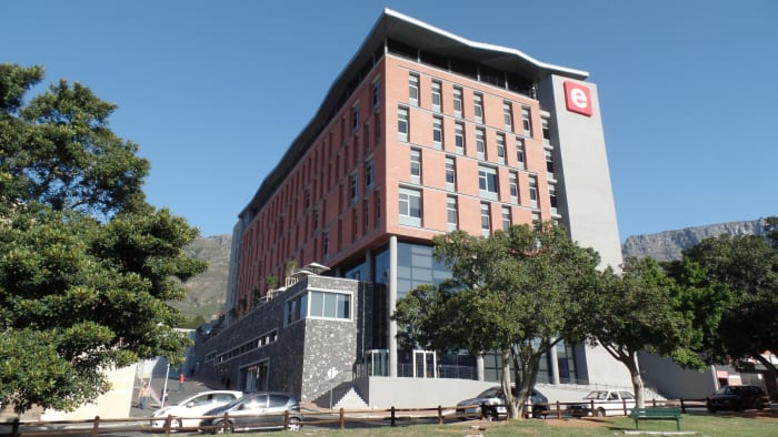 German Consulate Building Cape Town