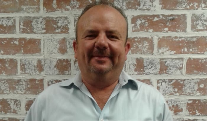 Middelburg Mall General Manager ,Mike Tammadge.