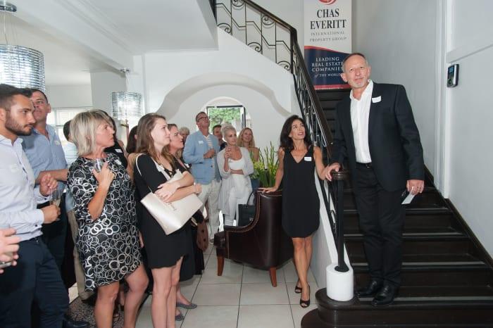 Chas Everitt's new Atlantic Seaboard office launch
