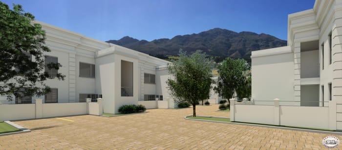 Franschoek apartments, Lew Geffen Sotheby's