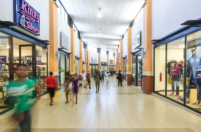 Diepsloot Mall