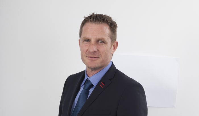 Darren Wilder, CEO of Fairvest Property Holdings.