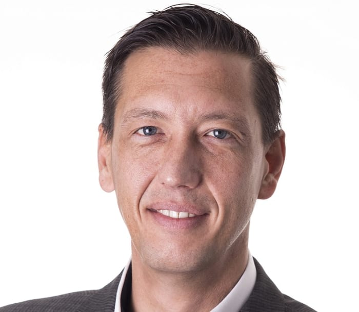 Louw Liebenberg, CEO of PayProp South Africa.