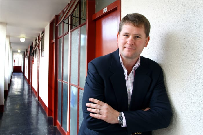 Trafalgar MD Andrew Schaefer.