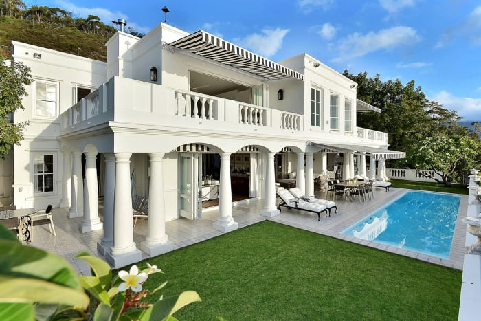 Clifton luxury villa, PGP