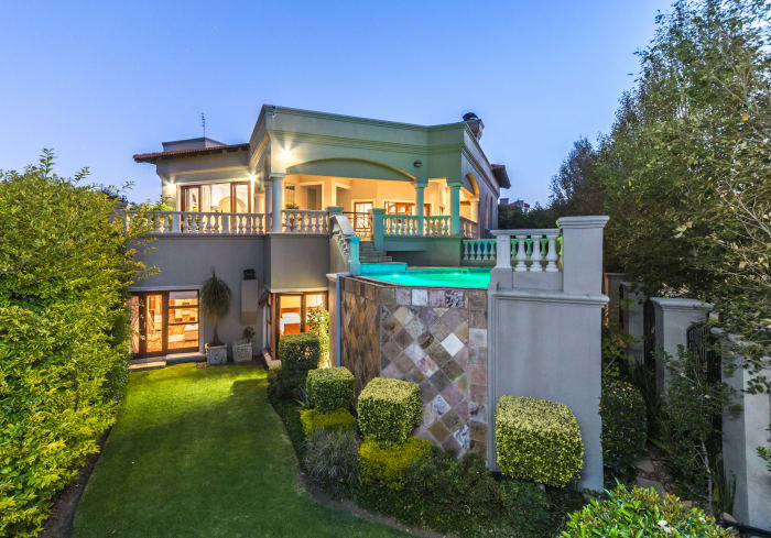Eagle Canyon Golf Estate home, Lew Geffen Sotheby's