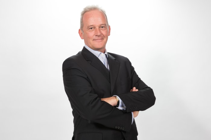 Stephan le Roux, Growthpoint Properties Retail Division Director.