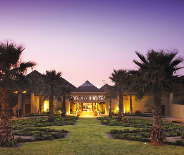 The Morula Casino and Hotel in Mabopane, North West.