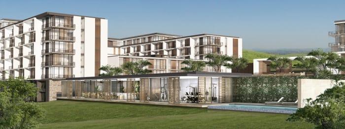 Shoreline Sibaya Clubhouse KZN