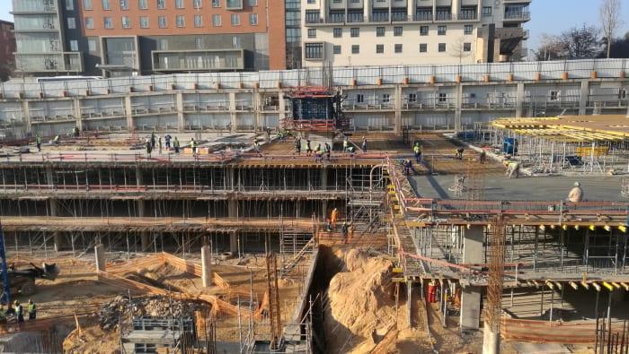 One on Whiteley Construction Amdec