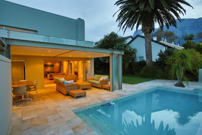 Newlands home, Lew Geffen Sotheby's