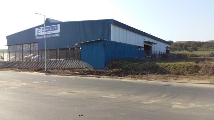 Bridge City's NJR Steel facility.