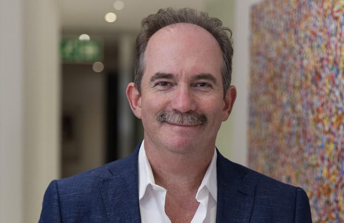 Newly elected non-executive director to the Board of Directors of Spear REIT, Sean McCarthy.