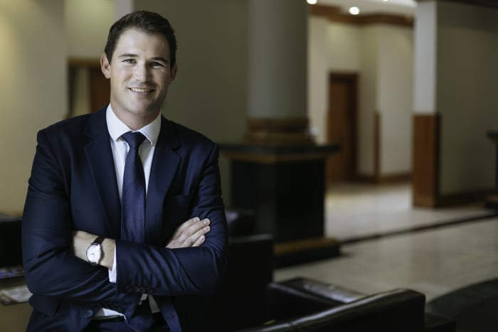 Adriaan Otto, General Manager at Cushman Wakefield Excellerate.