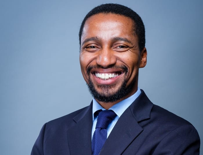 Andile Mazwai, Chief Executive of Rebosis.