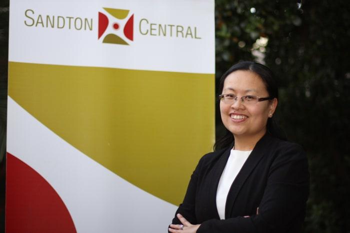 Elaine Jack, City Improvement District (CID) Manager of SCMD.