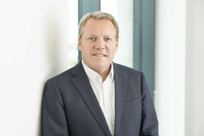 David Atkins, Chief Executive of Hammerson.