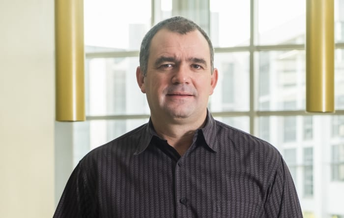 Melt Hamman, CEO of Attacq.