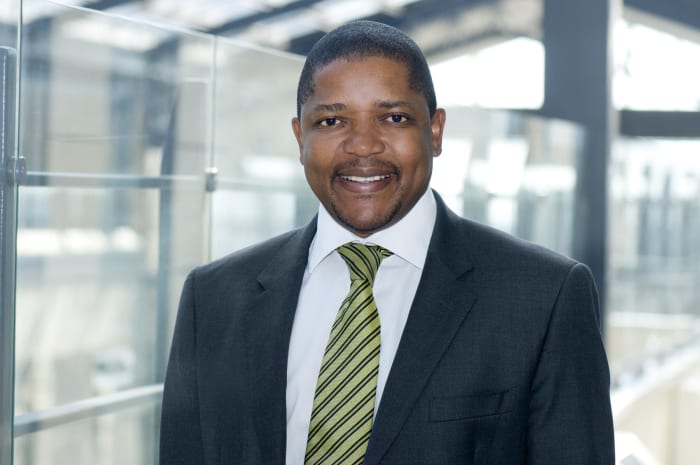 Dr Terence Sibiya, Managing Executive of Client Coverage at Nedbank CIB.