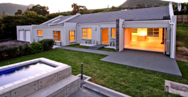 Hout Bay home