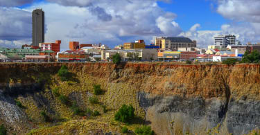 Diamond Mine Kimberley