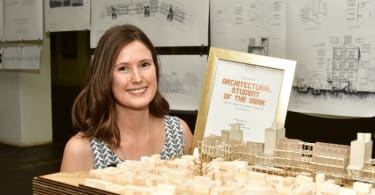 Kim Geldenhys Corobrik Architectural Student of the Year Award