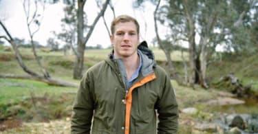 WildArk ambassador and rugby star David Pocock.