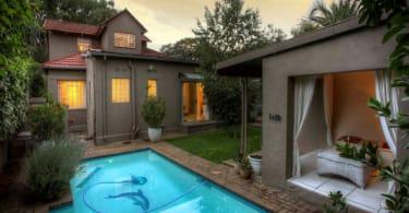 Family home, Orange Grove, Lew Geffen Sotheby's