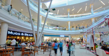 Cradlestone Mall Interior