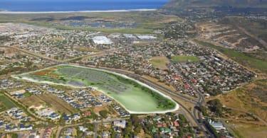 Aerial view, Evergreen Noordhoek