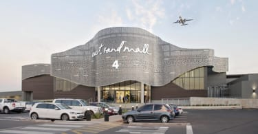 East Rand Mall Entrance