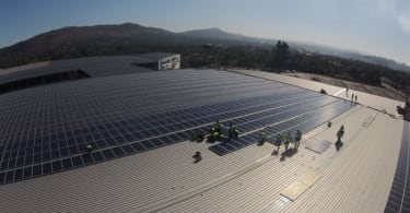 Solar PV Clearwater Mall